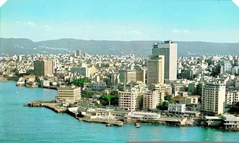 Côte de Beyrouth