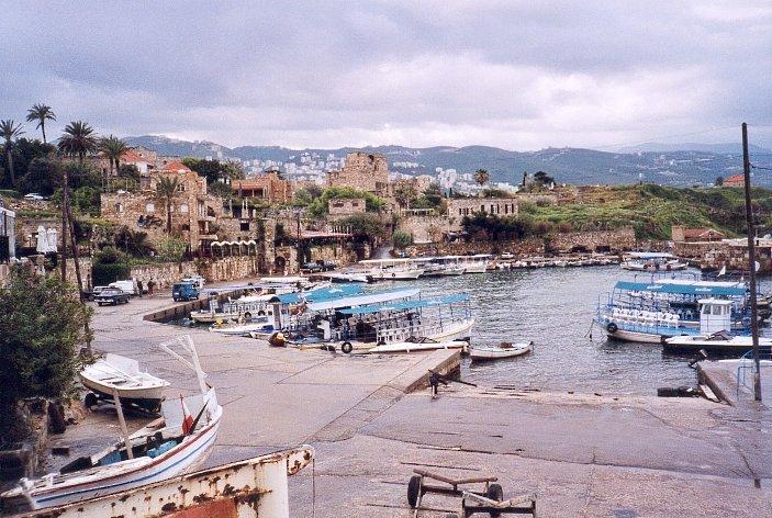 Vieux port de Byblos