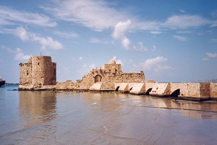 La Citadelle maritime de Sidon