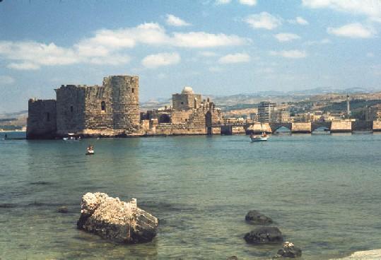 Citadelle de Sidon