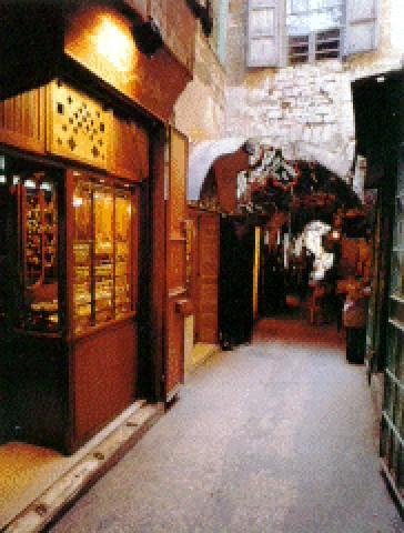Vieux souk de Sidon