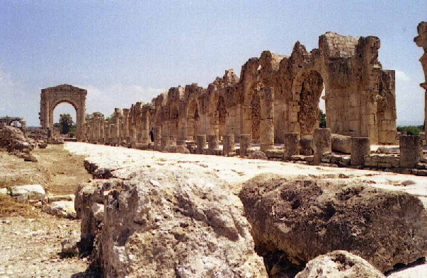 Aqueduc de l'époque Romaine